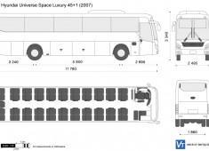Hyundai Universe Space Luxury 45+1