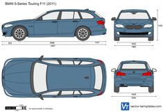BMW 5-Series Touring F11