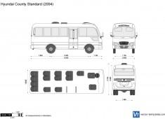 Hyundai County Standard