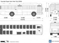 Hyundai Super Aero Inter City