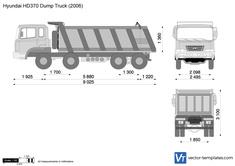 Hyundai HD370 Dump Truck