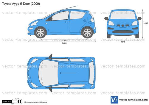 Toyota Aygo 5-Door