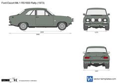 Ford Escort Mk. I RS1600