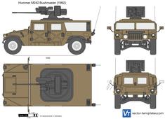 Hummer M242 Bushmaster