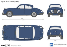 Jaguar Mk. II Saloon