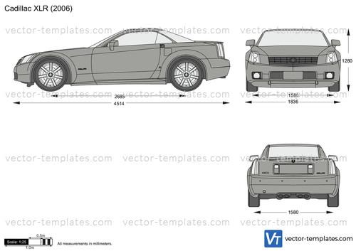 templates - cars - cadillac
