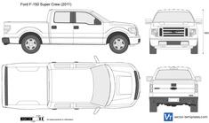 Ford F-150 Super Crew