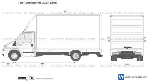 custom ford transit vans