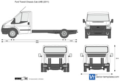 Ford Transit Chassis Cab LWB