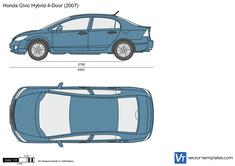 Honda Civic Hybrid 4-Door