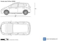 Honda Jazz 5-Door