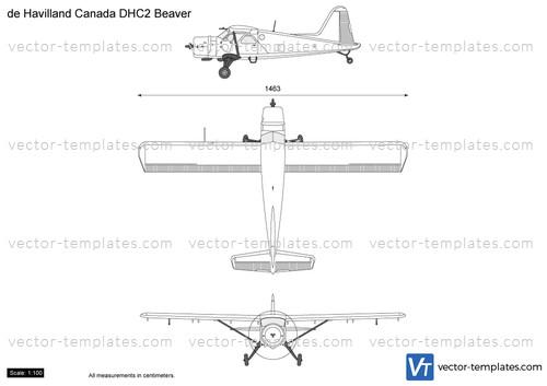 de Havilland Canada DHC2 Beaver