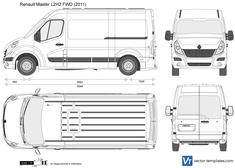 Renault Master L2H2 FWD