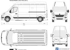 Renault Master L3H3 FWD