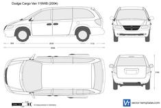 Dodge Cargo Van 119WB
