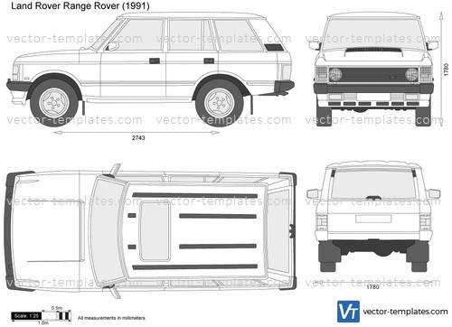 Range Rover Convertible Price >> Templates - Cars - Land Rover - Land Rover Range Rover