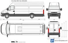 Iveco Daily 35S14 Van LWB