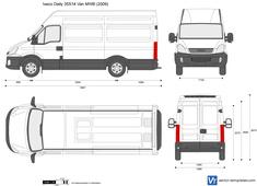 Iveco Daily 35S14 Van MWB