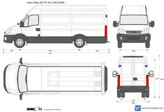 Iveco Daily 50C18 Van LWB