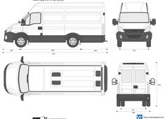 Iveco Daily 65C18 Van