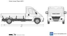 Citroen Jumper Tipper