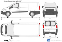 Citroen Dispatch Van LWB