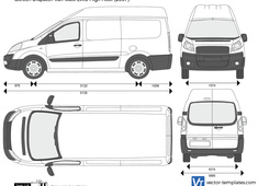 Citroen Dispatch Van Maxi LWB High Roof