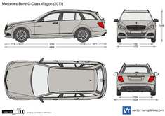 Mercedes-Benz C-Class Wagon W204