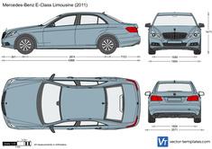 Mercedes-Benz E-Class Limousine W212