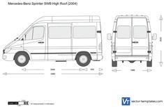 Mercedes-Benz Sprinter SWB High Roof