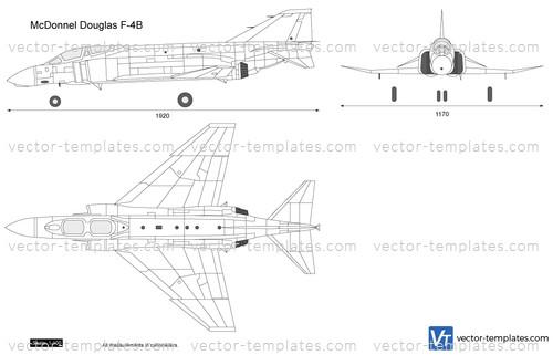 McDonnell Douglas F-4B Phantom