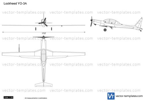 Lockheed YO-3A