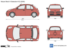Nissan March V-Selection K12