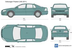 Volkswagen Phaeton LWB