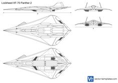Lockheed XF-70 Panther 2