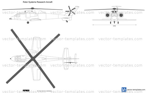 Rotor Systems Research Aircraft