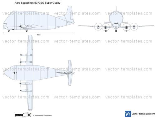 Aero Spacelines B377SG Super Guppy