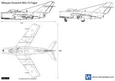 Mikoyan-Gurevich MiG-15 Fagot
