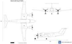 Beechcraft King Air B200