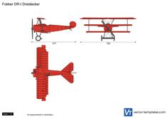 Fokker DR-I Dreidecker