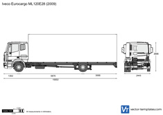 Iveco Eurocargo ML120E28