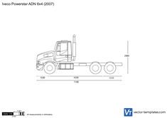 Iveco Powerstar ADN10 6x4