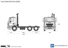 Iveco Stralis AD10 6x4