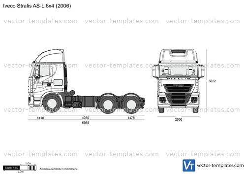 Iveco Stralis AS-L 6x4