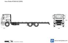 Iveco Stralis ATi360 6x2