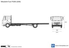 Mitsubishi-Fuso FK260