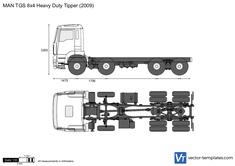 MAN TGS 8x4 Heavy Duty Tipper
