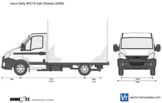 Iveco Daily 45C15 Cab Chassis
