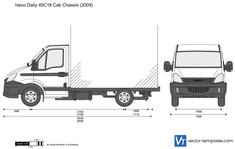 Iveco Daily 45C18 Cab Chassis
