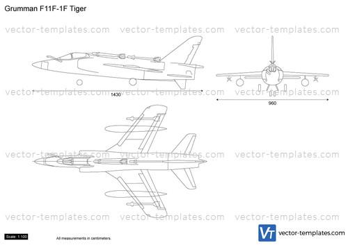 Grumman F11F-1F